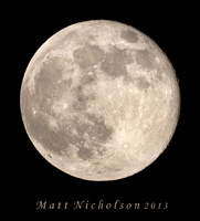 © Matt Nicholson 2013